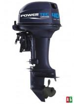 Лодочный мотор Power Tec PP 40 AERTL