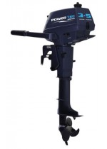 Лодочный мотор Power Tec PP 3.5 AMHS