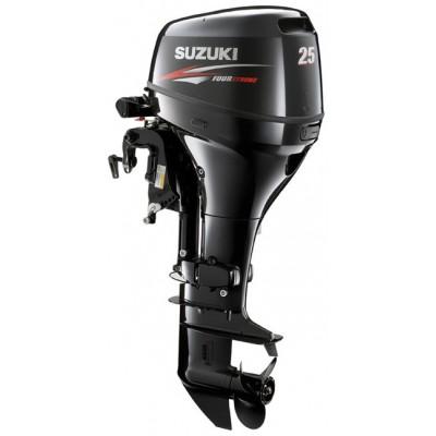 Мотор лодочный Suzuki DF 25 ES