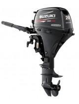 Мотор лодочный Suzuki DF 20 ATS