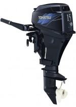 Мотор лодочный Tohatsu MFS15C S