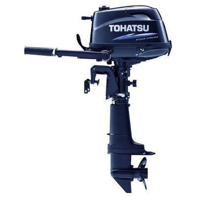 Мотор лодочный Tohatsu MFS5C S