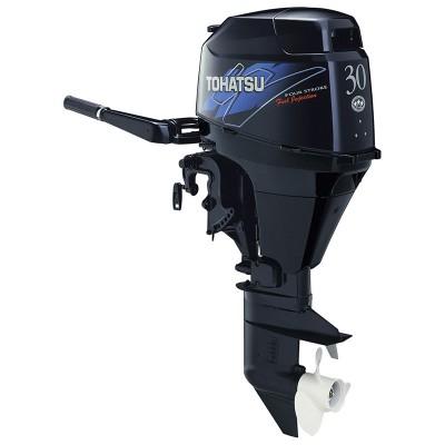 Мотор лодочный Tohatsu MFS30B EPS