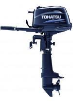 Мотор лодочный Tohatsu MFS5C SL