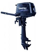 Мотор лодочный Tohatsu MFS6C SS