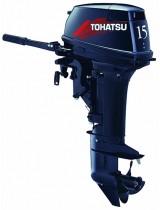 Мотор лодочный Tohatsu M15D2 S