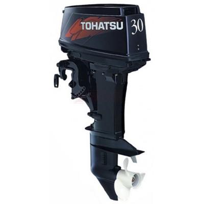 Мотор лодочный Tohatsu M30H L
