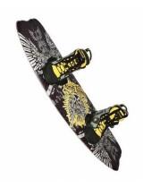 Вейкборд 139 см PHASE 5, Bodyglove с креплением, США