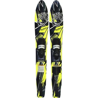 Водные лыжи широкие 163см Contour, Bodyglove США