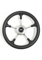 Рулевое колесо Pretech нержавейка 32 см черн