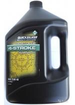 Масло для 4х такт двигателей QuickSilver 25w40, 4 литр