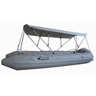 моторные лодки и тенты от дождя