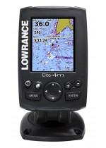 GPS Lowrance ELITE-4m
