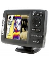Эхолот Lowrance Elite 5 HDI 83\200\455\800 кГц (000-11145-001)