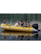 Лодка надувная САР-410 Rib