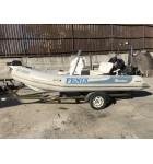 Риб 450 Adventure Vesta+мотор Mercury 60ELPTO +лафет